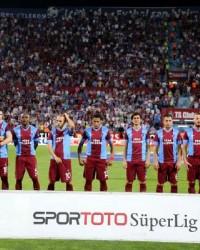 Trabzonspor-Çaykur Rizespor maçı fotoğrafları