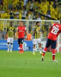 Fenerbahçe-Arsenal maçı fotoğrafları