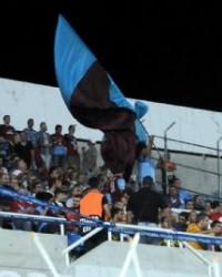 Apollon Limassol-Trabzonspor maçı fotoğrafları