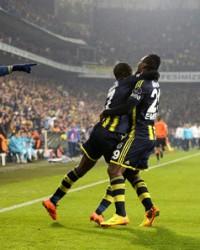 Fenerbahçe-Beşiktaş:3-3 (Maç Fotoğrafları)