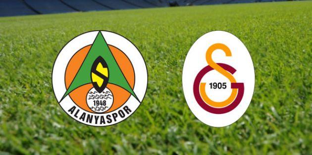 Alanyaspor-Galatasaray maçı saat kaçta hangi kanalda?