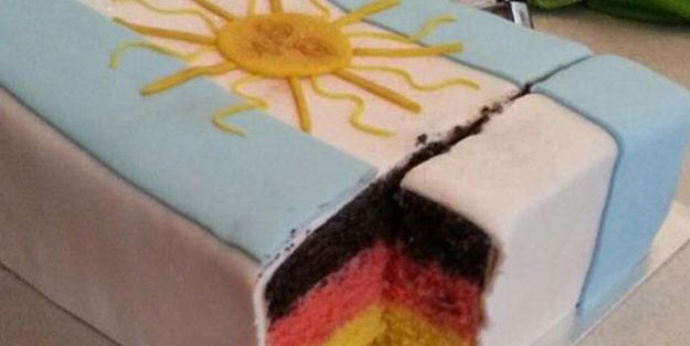 Arjantinliler bu pastaya çok kızacak