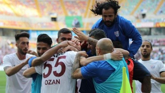 Bandırmaspor, PTT 1. Lig'de