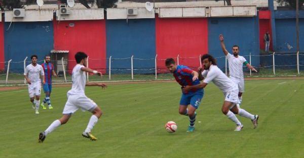 Bergama Belediyespor - Siirtspor: 2-0