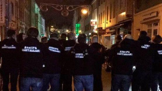 Beşiktaşlılara çirkin saldırı
