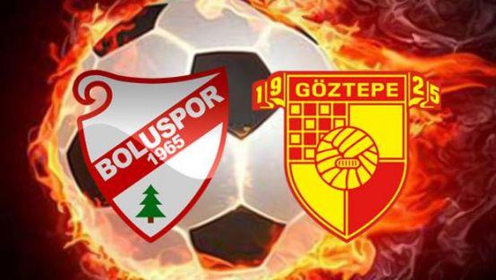 Boluspor Göztepe maçı ne zaman saat kaçta hangi kanalda?