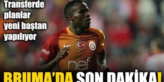 Bruma'da son dakika! Galatasaray ve transfer...
