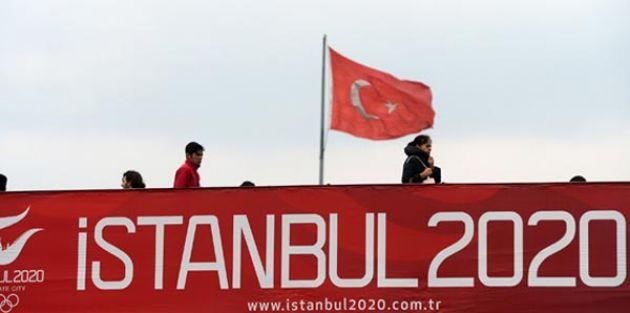 Çin, Olimpiyatları İstanbul'a Verdi