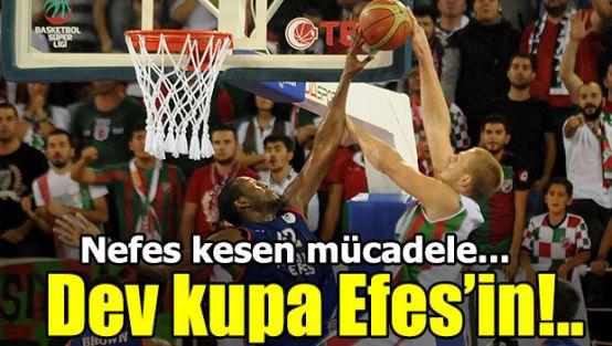Dev kupa Efes'in