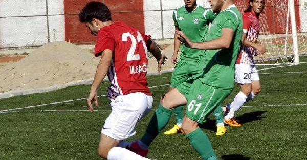 Elibol Sandiklipor - Ünyespor: 2-1