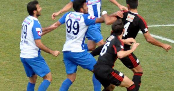 Erzurum Büyükşehir Belediye-Orhangazispor:  3-1