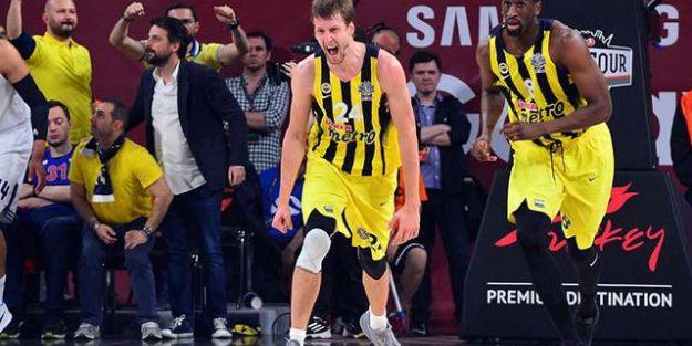 Fenerbahçe Avrupa şampiyonu!