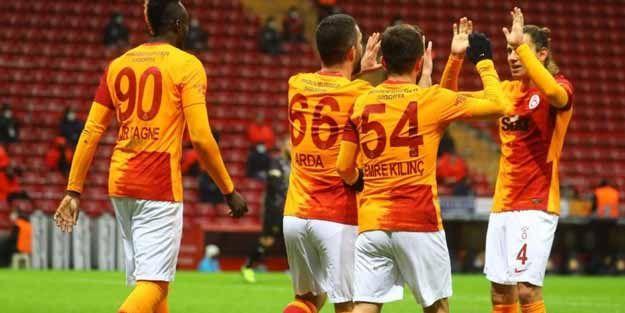 Galatasaray yeniden zirveye ortak oldu!