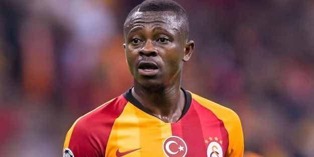 Galatasaray'a geri dönüyor