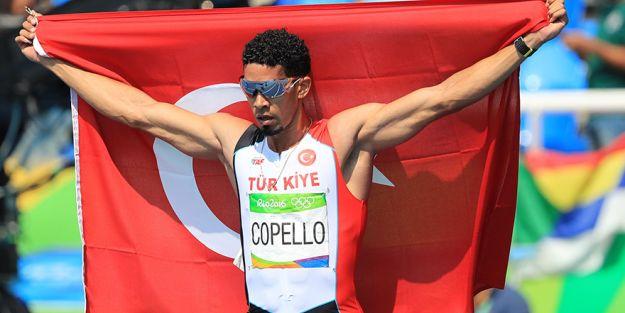Küba'da gündem Türk atlet Escobar