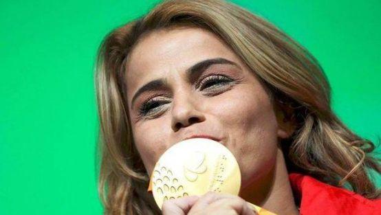 Rio Paralimpik Oyunları'nda 'altın' yıl!