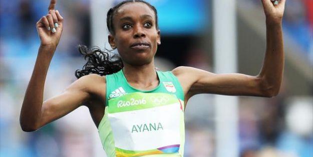 Rio'da 23 yıllık dünya rekoru kırıldı