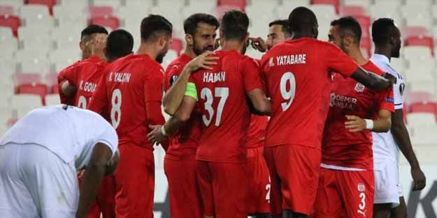 Sivasspor bu kez hata yapmadı
