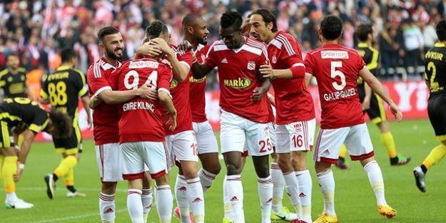 TFF 1. Lig'in şampiyonu Sivasspor