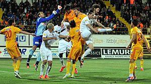 Albimo Alanyaspor - Kayserispor: 1-1