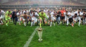 Altay 2 yıl sonra 2. Lig'de