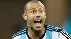 Arjantin'in yaşayan efsanesi futbola veda etti