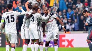 Beşiktaş çeyrek finalde