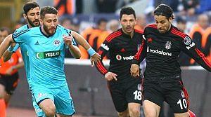 Beşiktaş, Kasımpaşa'yı dağıttı