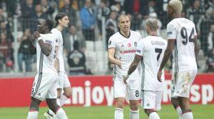 Beşiktaş turladı.. Son 16'da