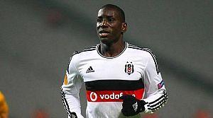 Beşiktaş'a Demba Ba'da kötü haber