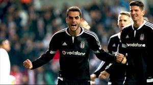 Beşiktaş'ta Luiz Rhodolfo Brezilya yolcusu