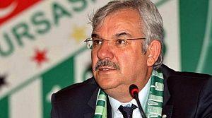 Bursa Başkanı açıkladı: 'Satmıyoruz'