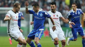 D.Kiev-Beşiktaş maçı ilk 11'leri belli oldu