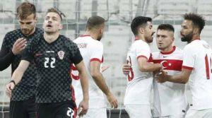 Dolmabahçe'de gol düellosu