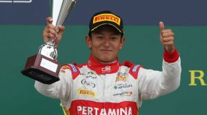 F1'de bir ilk