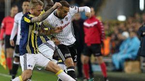 F.Bahçe, Beşiktaş'ı yenerek tur atladı