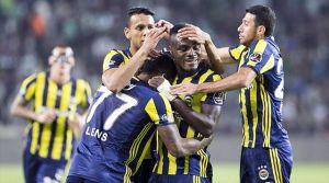 Fenerbahçe Konya'da güldü