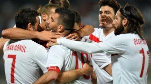 FIFA Türkiye'yi 'yılın takımı' seçti!