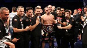 Fırat Arslan yeniden Avrupa Şampiyonu