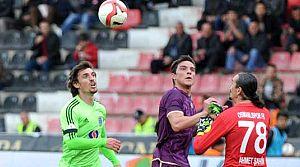 Gaziantep BB-Osmanlıspor: 3-1