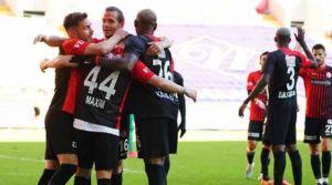 Gaziantep FK durdurulamıyor!