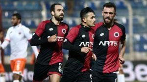 Gençler, Adanaspor'a acımadı