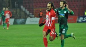 Giresunspor, Balıkesirspor'u deplasmanda yendi