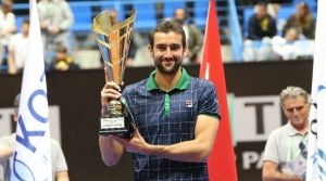 İstanbul Cup'ta zafer Cilic'in