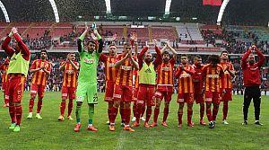 Kayserispor Süper Lig'de