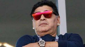 Maradona'nın aylık harcaması ortaya çıktı