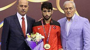 Murat Fırat, Avrupa şampiyonu