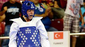 Nur Tatar Altın Madalya kazandı