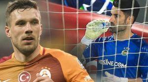 Podolski'den giderayak Volkan Demirel'e gönderme