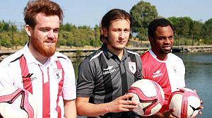 Samsunspor'da 3 transfer birden!